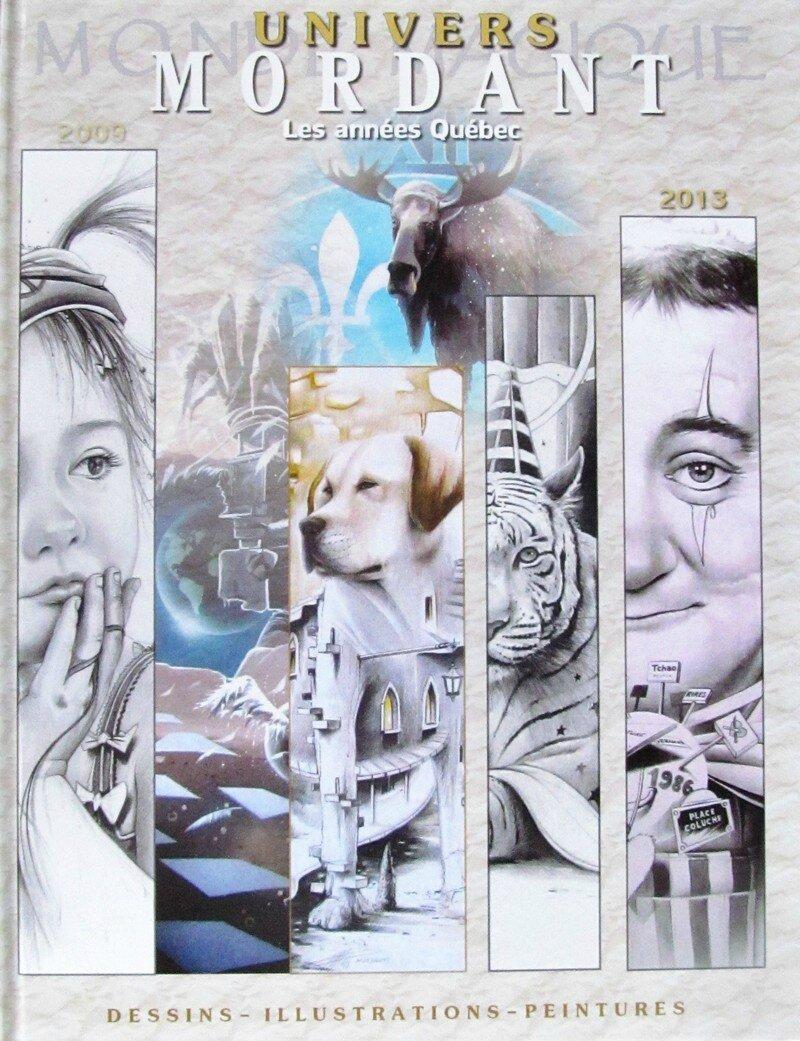 Sortie LIVRE d artiste - 100% Mordant