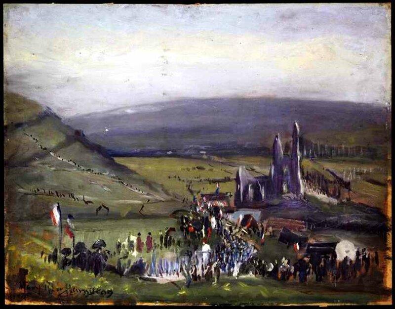 Hamilton pélé ND de Loerrette 1919