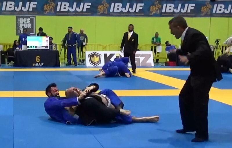 Jonathan combat 1