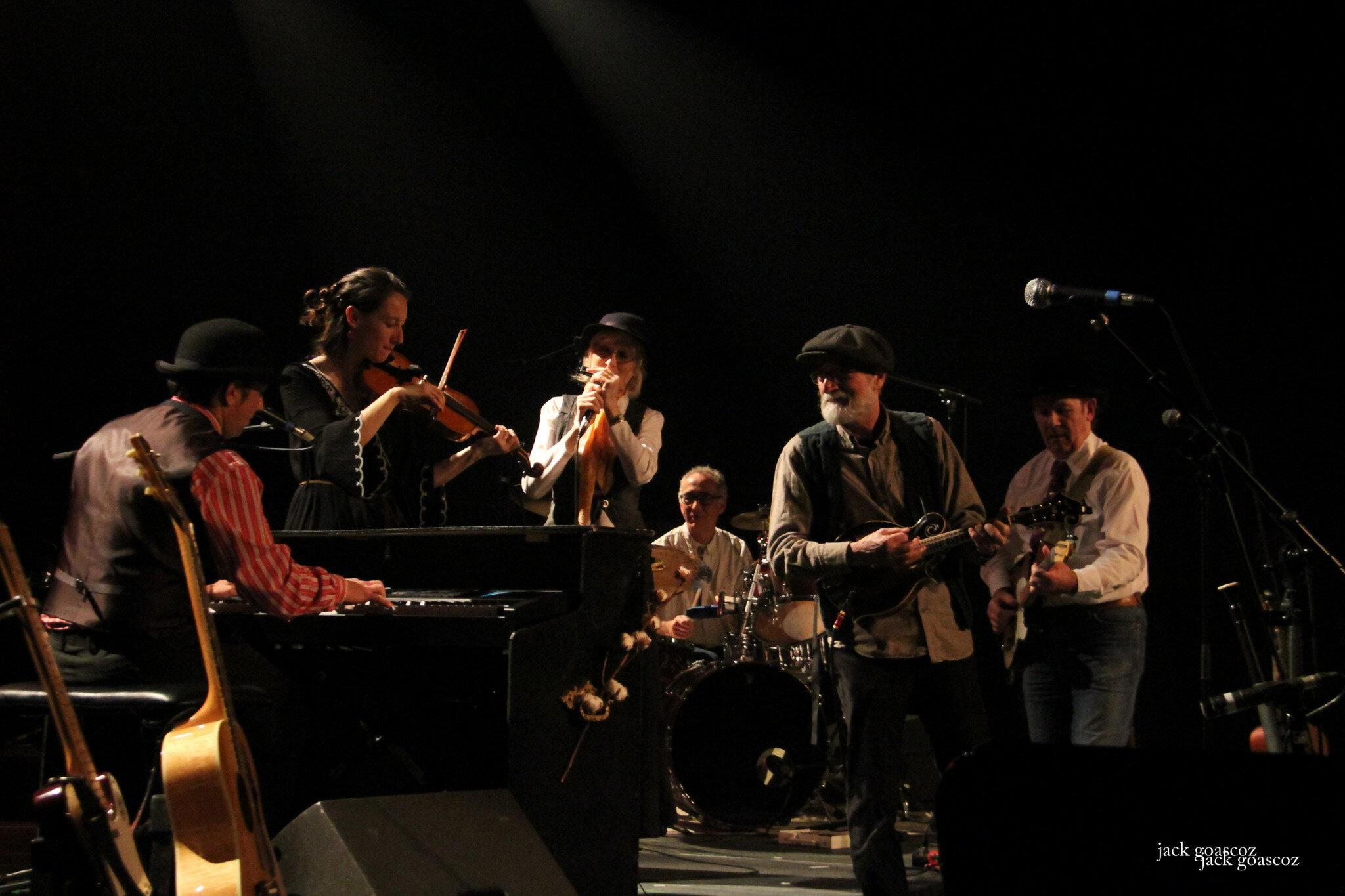 Concert privé avec RFCW