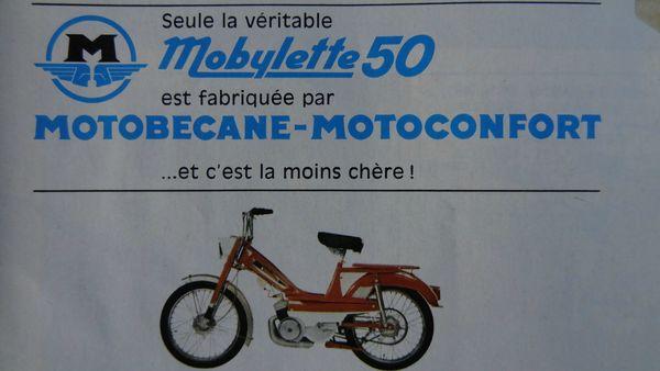 Pub Vintage Mobylette 50 (4)