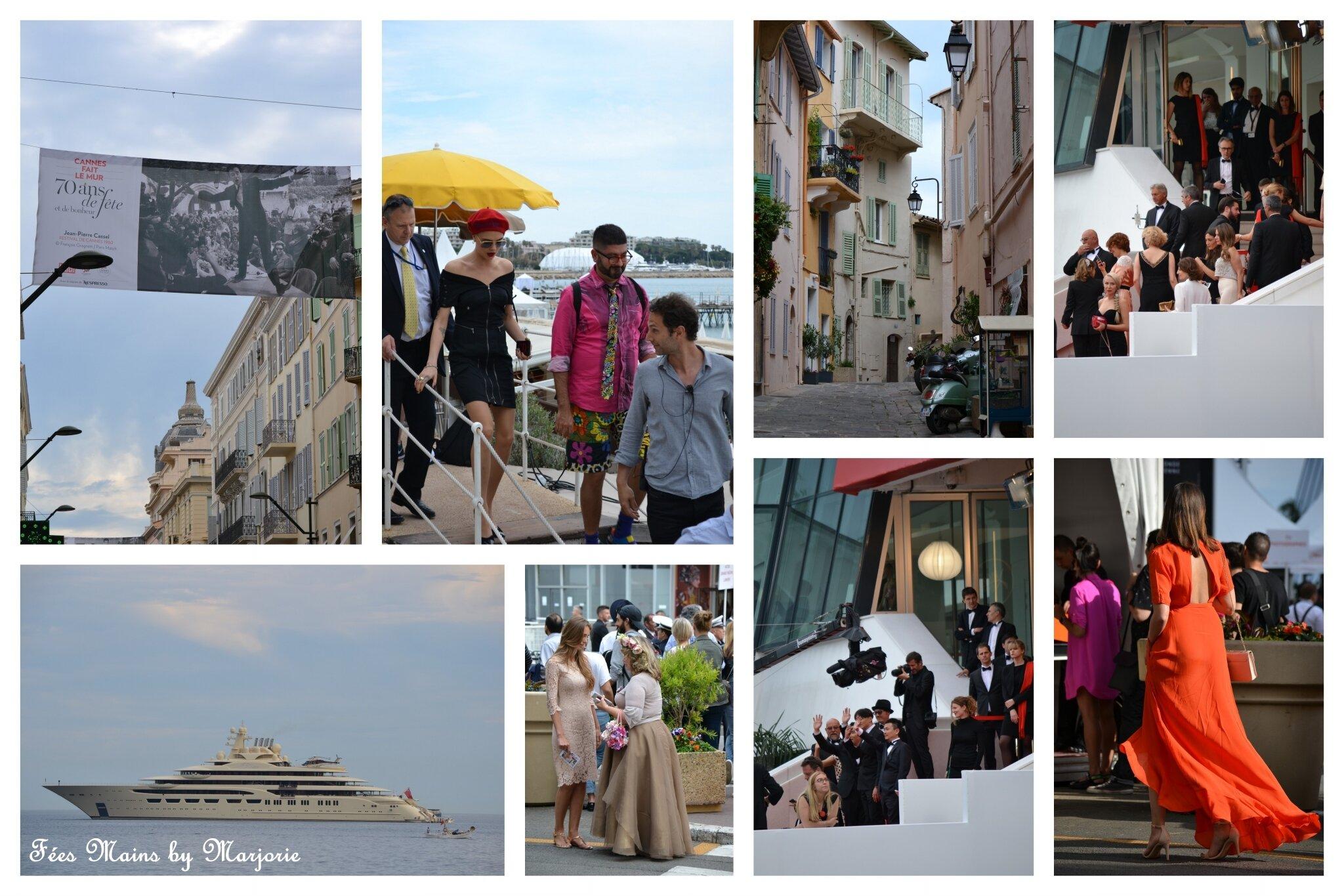 Cannes à l'heure du festival