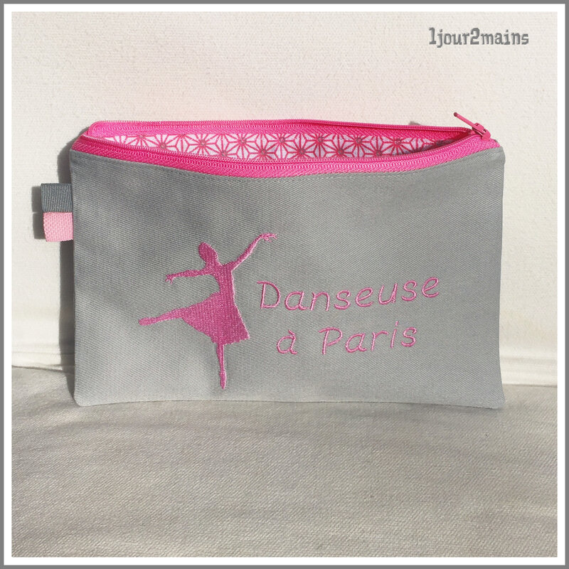 trousse danseuse a paris