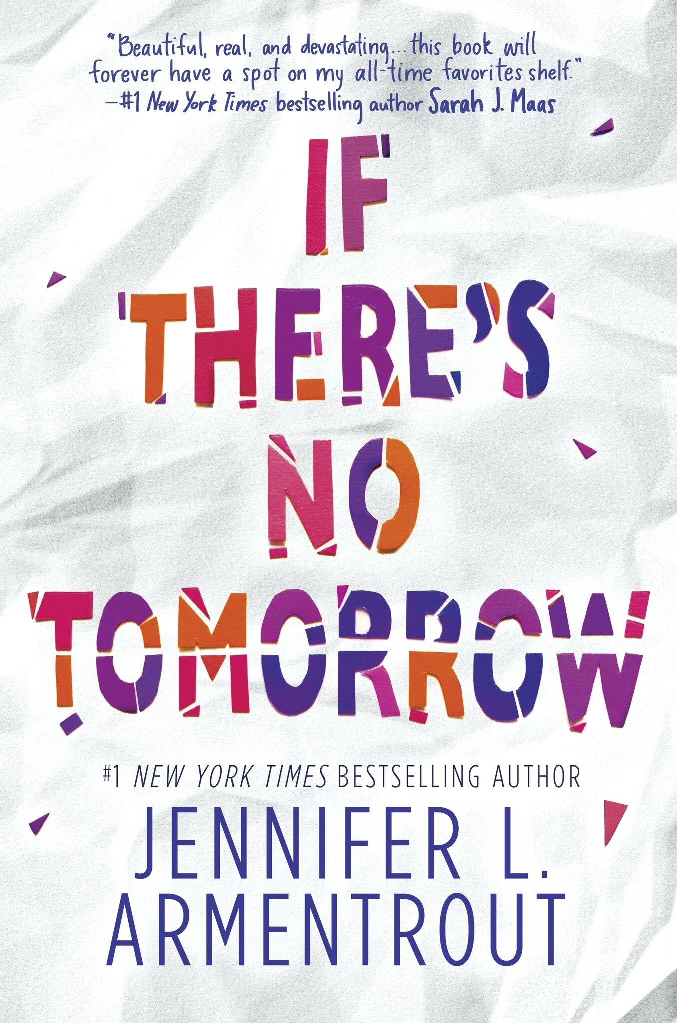 If There's No Tomorrow_Jennifer L
