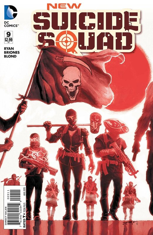 new 52 new suicide squad 09