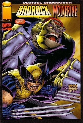 marvel crossover 01 badrock wolverine