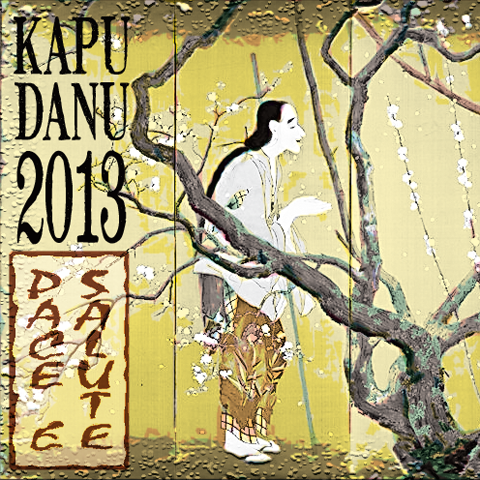 KAPU DANU 2013 SMALL SCROLL