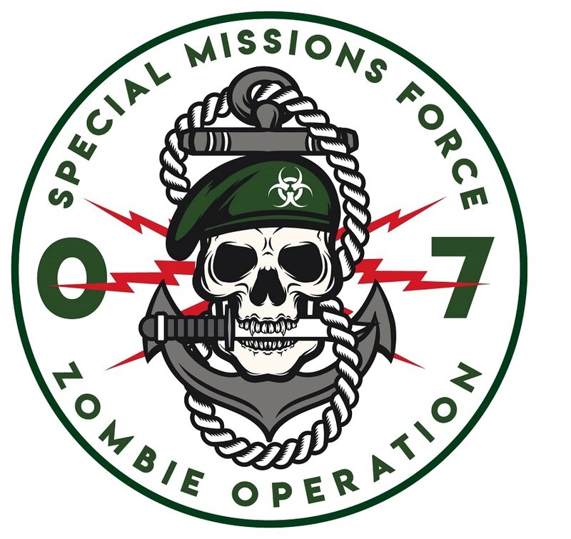 zombie special mission force halloween