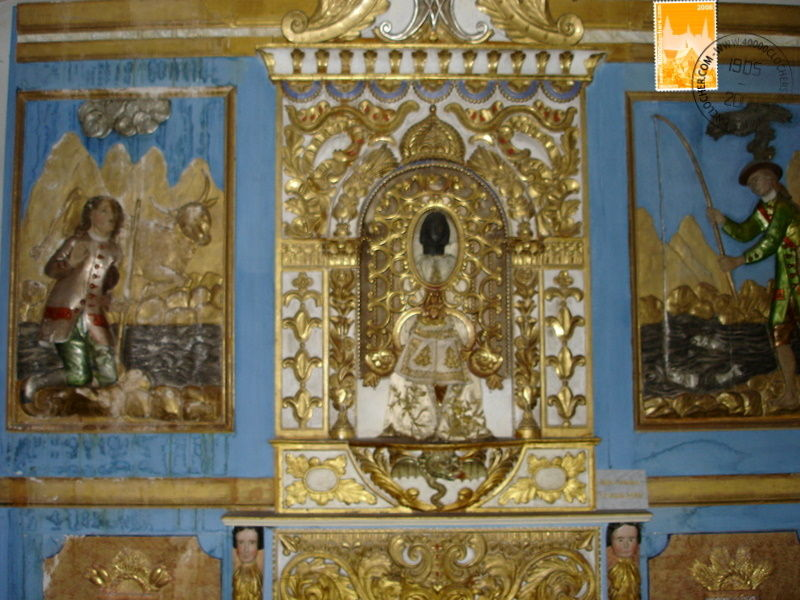 Notre Dame de Sarrance