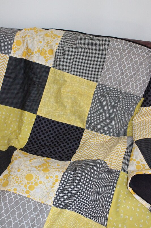 plaid patchwork 4