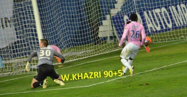 006 1177 - SCB 2 Evian 0 - Les buts - 2013 12 01