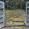 PARC FLORAL de la SOURCE (45 ORLEANS)