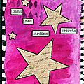Art journal - jardins secrets