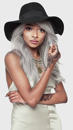 L'oreal grey hair