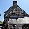 Heugueville-sur-mer manche l'athome restaurant