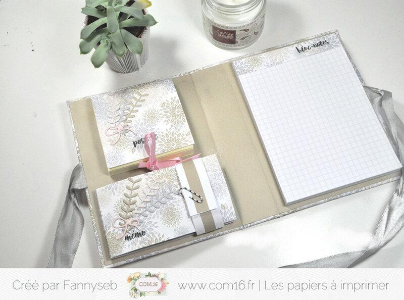 ensemble cadeau fannyseb 51 collection béatrice papiers COM16