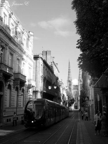 Mise en service du Tram
