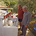Le plein d'eau de pluie à Gerakas (Alonissos) — P1010466