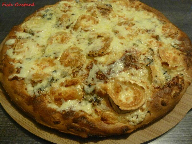 Pâte à pizza épaisse Pan