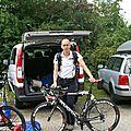 Dépot des vélos à T1