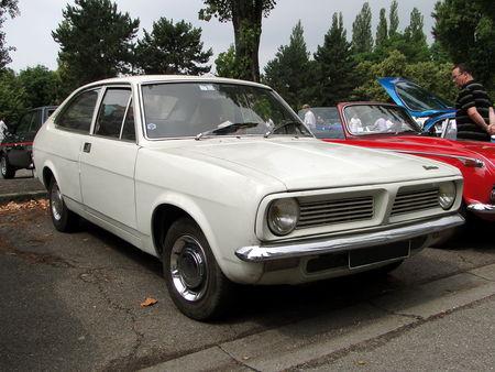 MORRIS Marina 1,3 Coupe 1975 Retrorencard 1