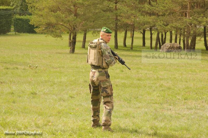 Photos JMP©Koufra 12 - La Cavalerie - 13e DBLE - 28092019 - 0167