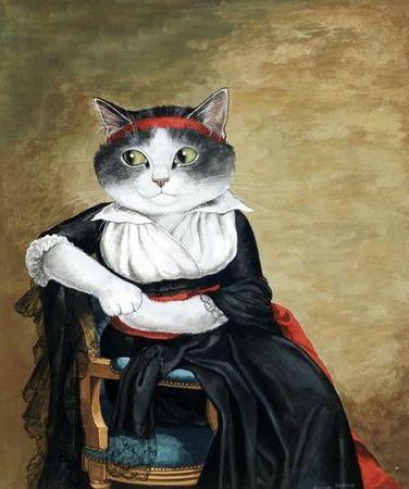 4 les chats de Susan Herbert série 4 (6)
