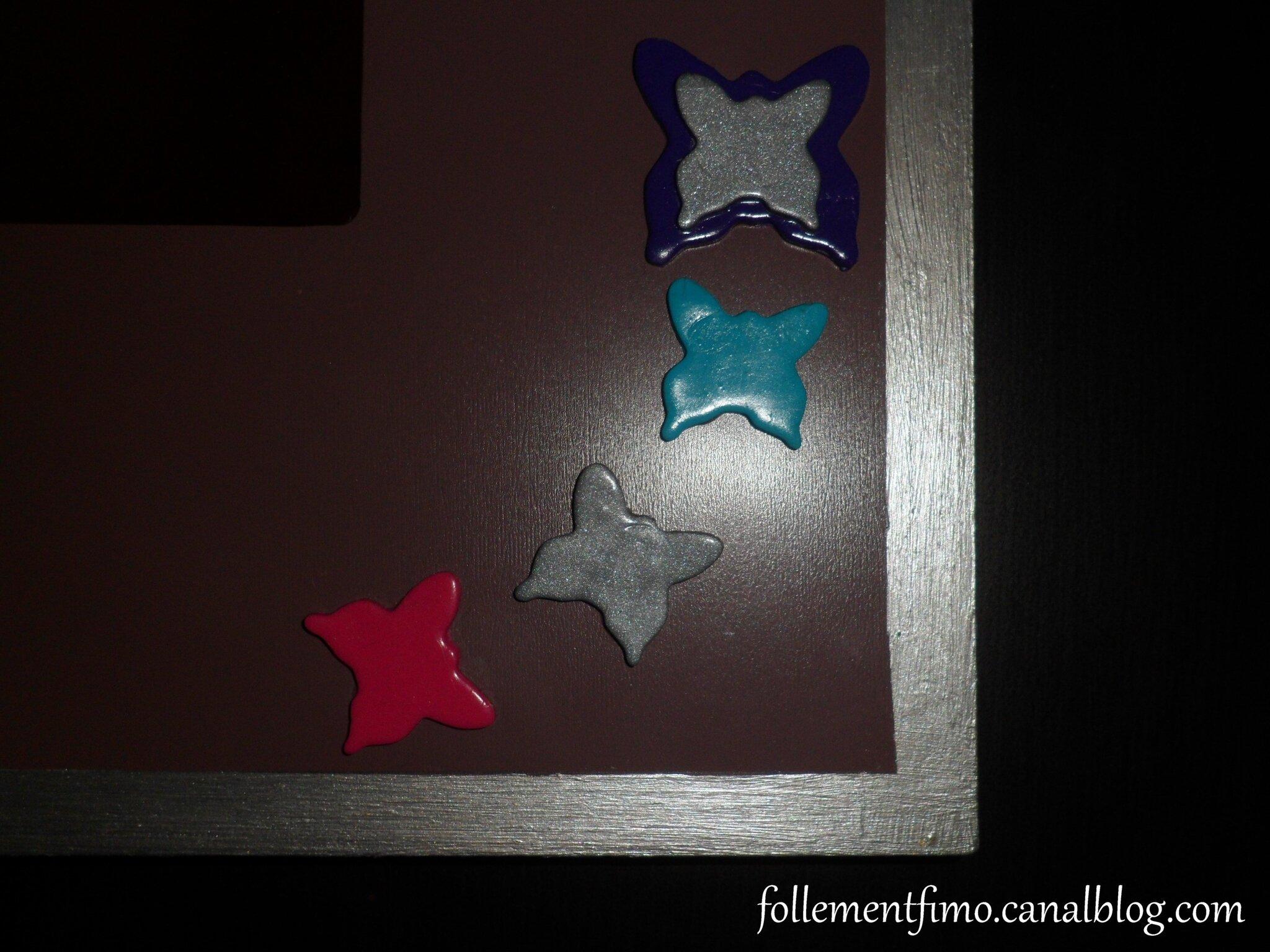 Miroir papillon 4