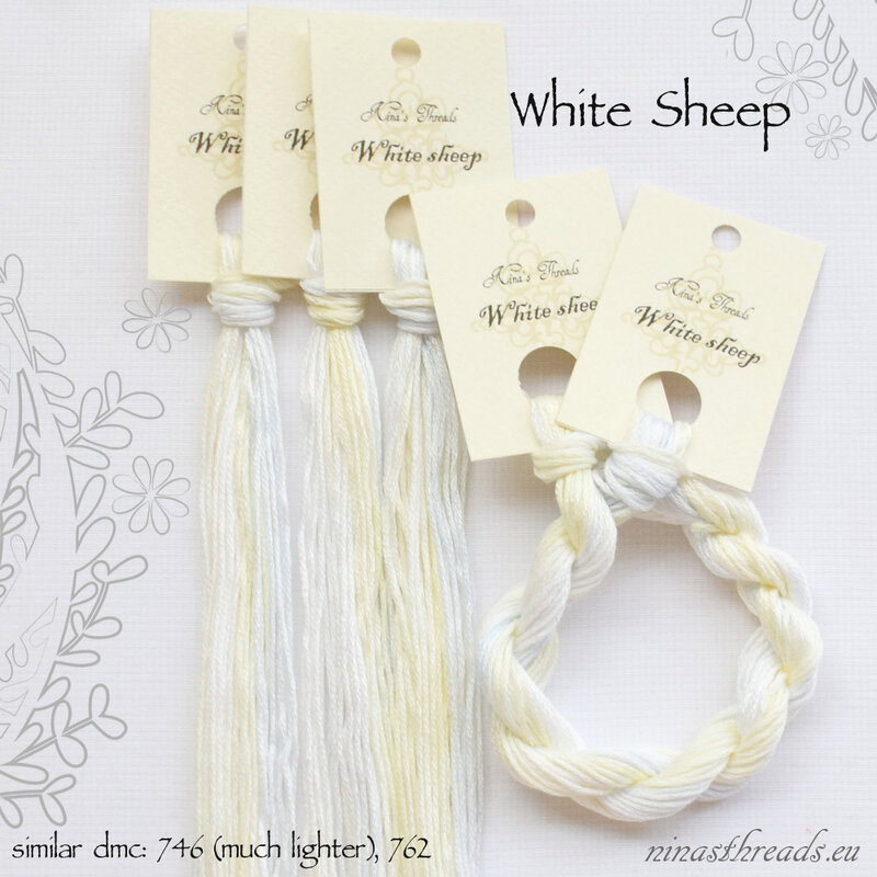 White-Sheep