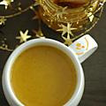 Lait d'or ou lait à la pâte de curcuma & autres épices