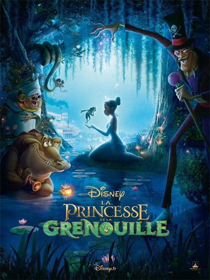 La_Princesse_et_la_Grenouille_Affiche_Redimention_e