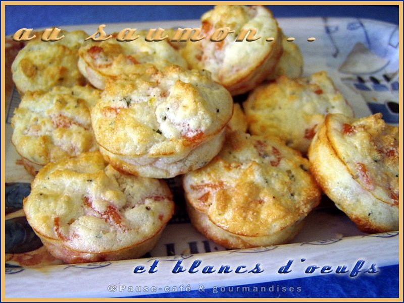 Mini Bouchees Citronnees Au Saumon Pause Gourmandises