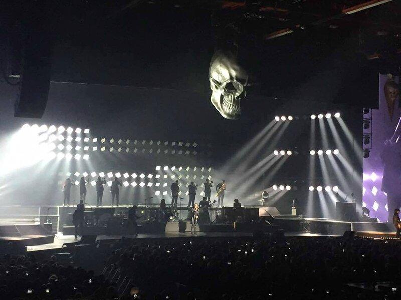 le 19 mars 2016 72 éme concert Rester Vivant Tour de Dijon (10)