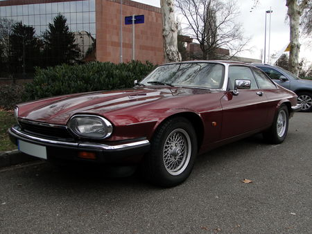 JAGUAR XJS Coupe 1991 a 1996 Retrorencard 1