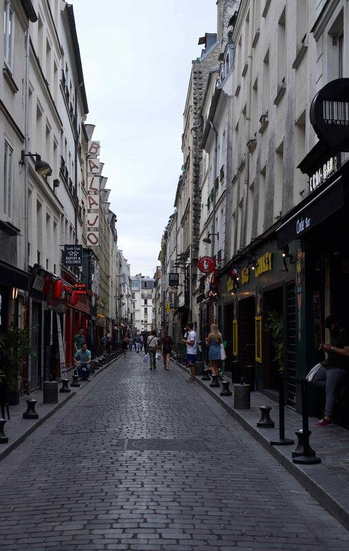 rue de Lappe 12 - 1