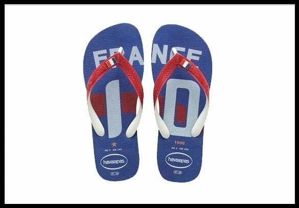 havaianas tongs france coupe monde foot 2014