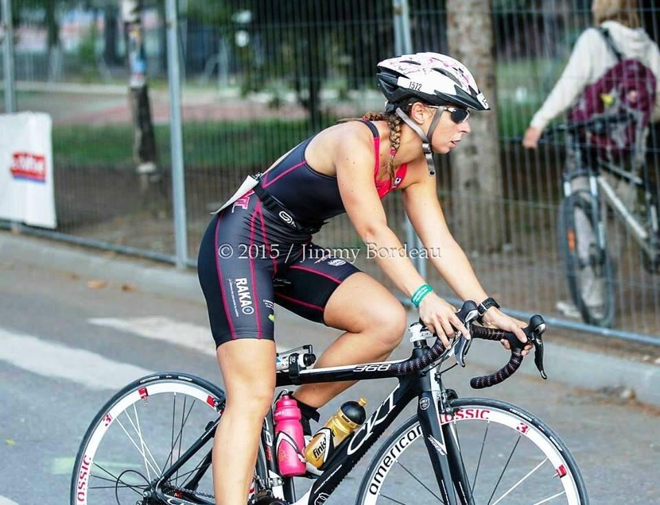 Aline vélo