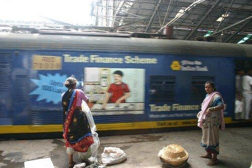 gare de Bombay