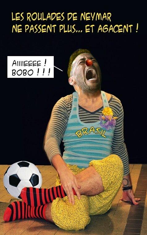 neymar-clown-bulle