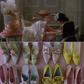 chaussures Marie-Antoinette
