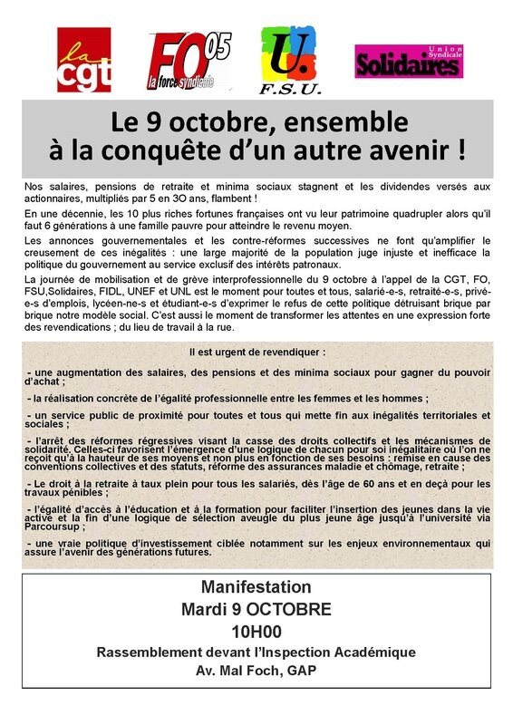 TRACT INTERSYNDICAL 9 oct 2018 v2