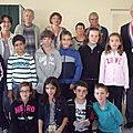 Conseil municipal des enfants
