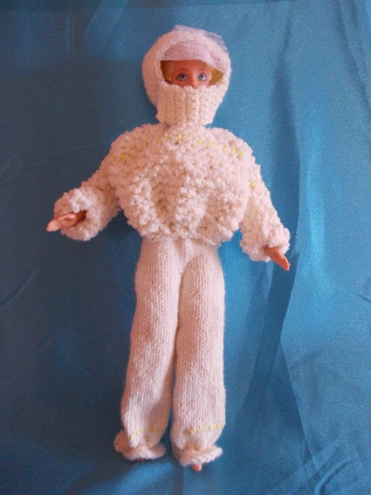 Barbie Astronaute