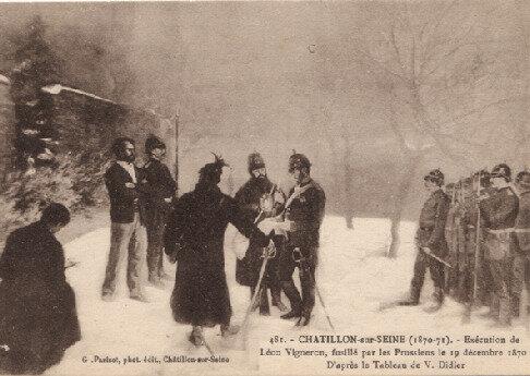 Didier (V), exécution de Léon Vigneron