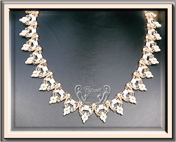 collier Heol champagne 2