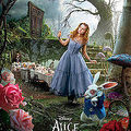 Alice in wonderland, de tim burton