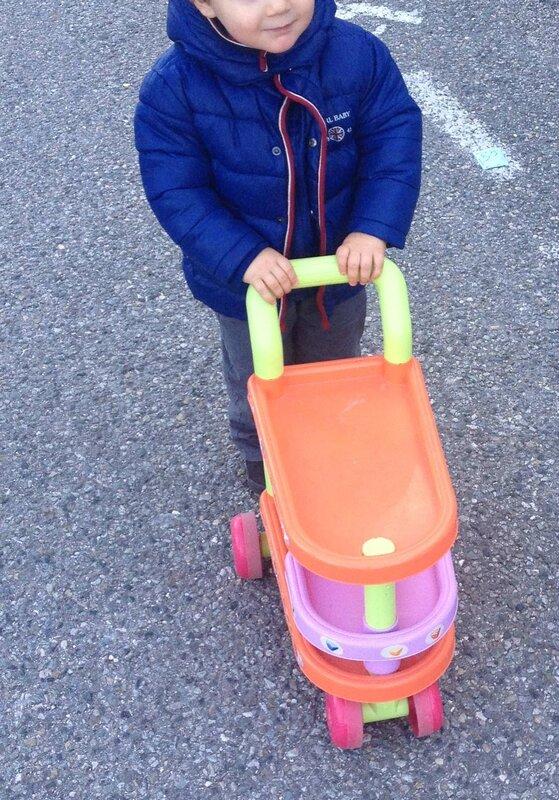 Mon Lapin- chariot kdo