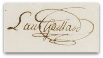 GAILLARD MAJOR SIGNATURE Z