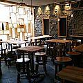 mobiliers de créateur et accessoires, agencement bar à vins, restaurants, cave à vins... chaises de bar , tables , luminaires .