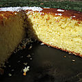 Gâteau ultra fondant à la noix de coco